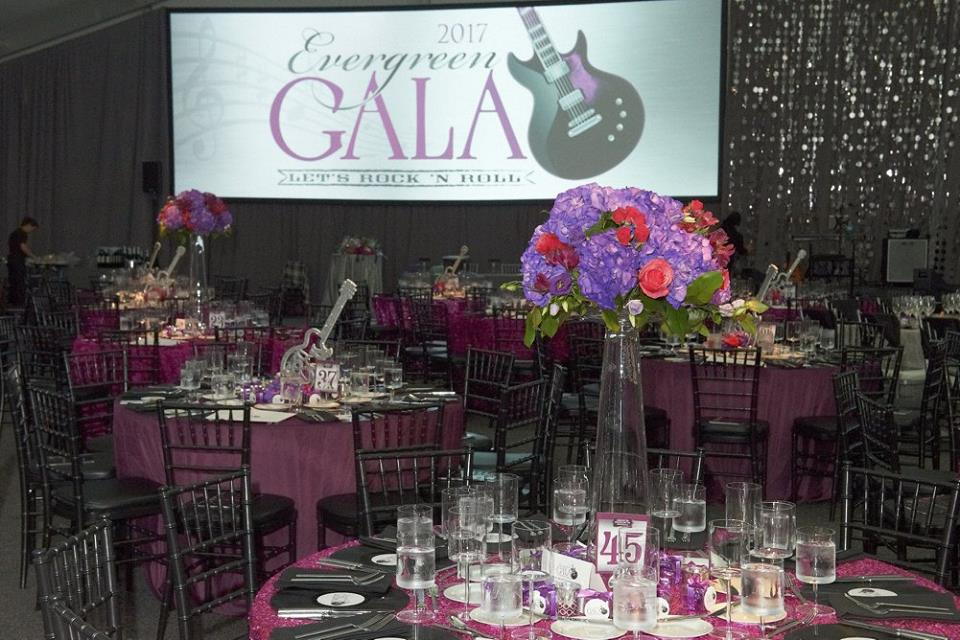 Evergreen Gala - Let's Rock 'N Roll